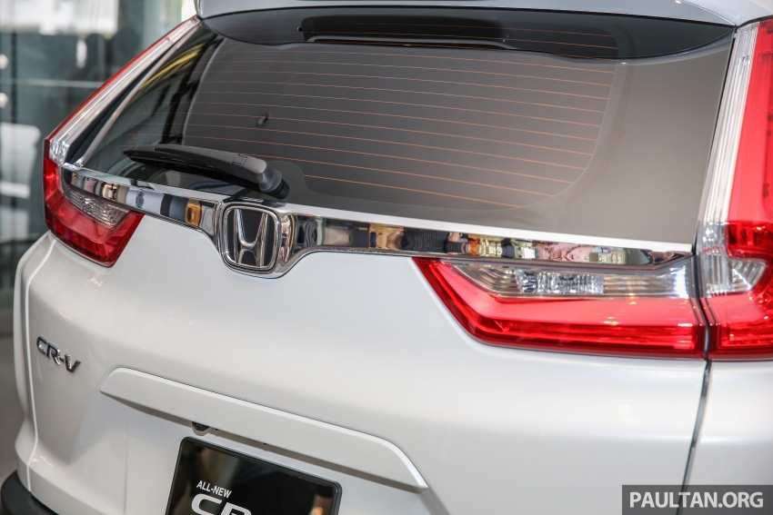 2017 Honda CR-V makes first Malaysian appearance – 2.0L NA to join 1.5L Turbo, live gallery from Penang Image #668034