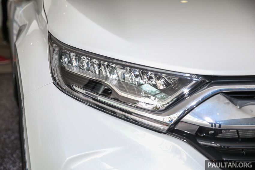 2017 Honda CR-V makes first Malaysian appearance – 2.0L NA to join 1.5L Turbo, live gallery from Penang Image #668020