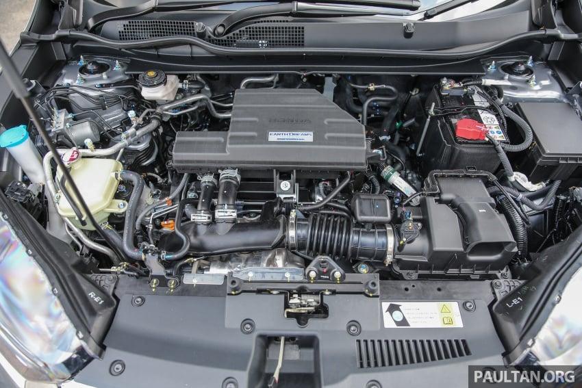 GALLERY: Honda CR-V – new 1.5L Turbo vs old 2.4L Image #673100