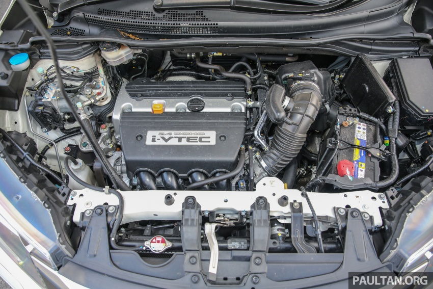 GALLERY: Honda CR-V – new 1.5L Turbo vs old 2.4L Image #673113