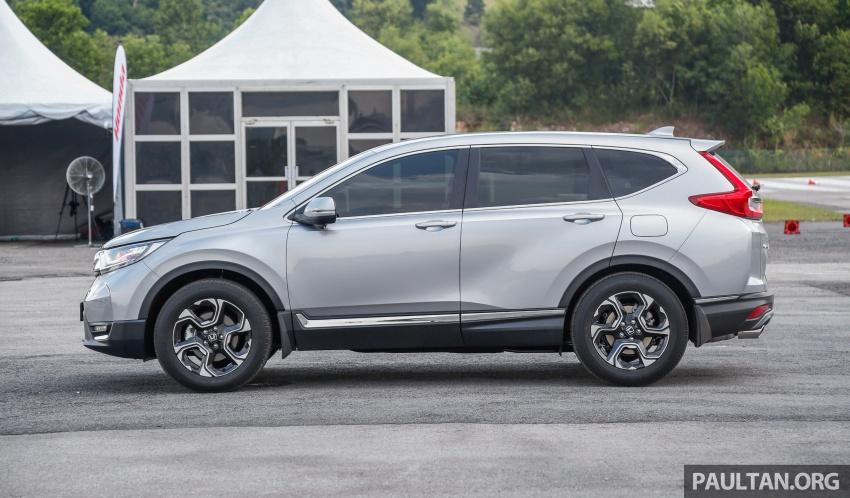 GALLERY: Honda CR-V – new 1.5L Turbo vs old 2.4L Image #673095