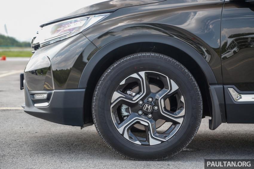 GALLERY: Honda CR-V – new 1.5L Turbo vs old 2.4L Image #673097