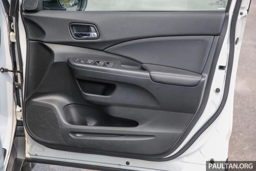 GALLERY: Honda CR-V – new 1.5L Turbo vs old 2.4L Image #673120