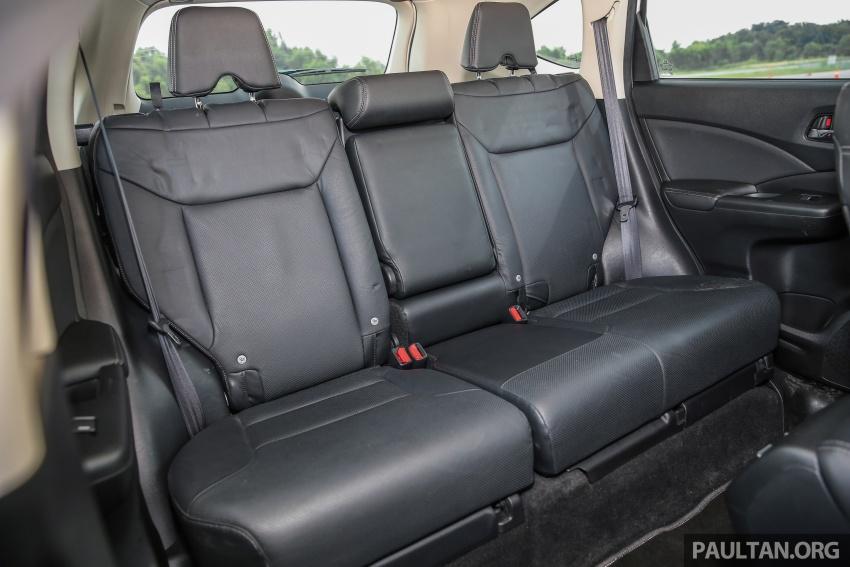 GALLERY: Honda CR-V – new 1.5L Turbo vs old 2.4L Image #673122