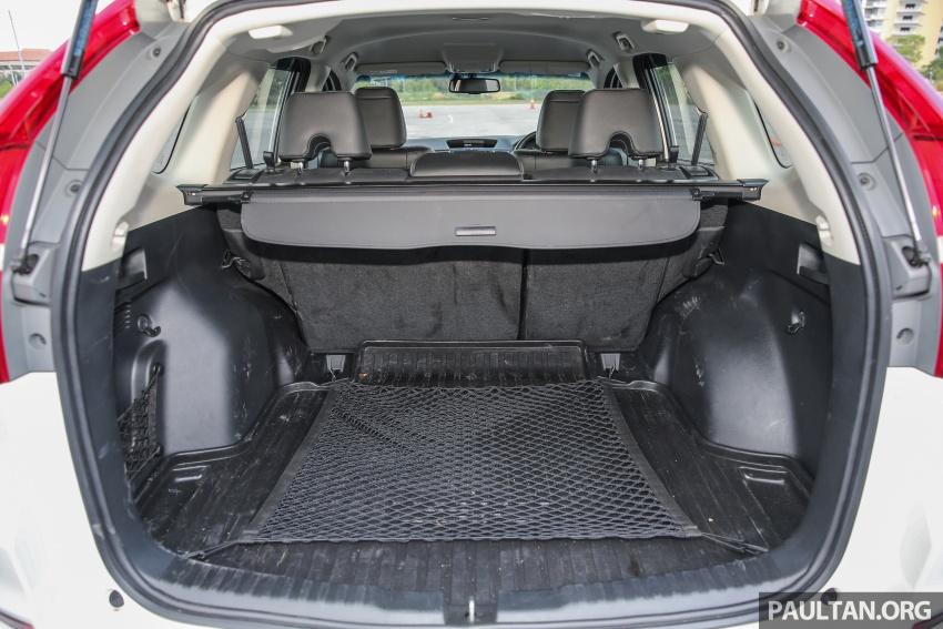 GALLERY: Honda CR-V – new 1.5L Turbo vs old 2.4L Image #673123