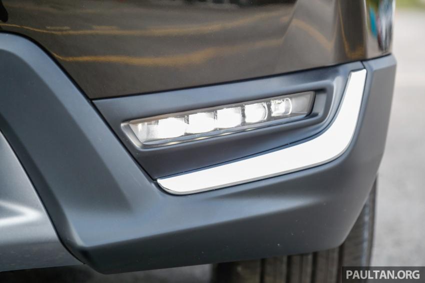 Honda CR-V 2017 – bagaimana ciri keselamatan Honda Sensing berfungsi dan dapat membantu pemanduan Image #673201
