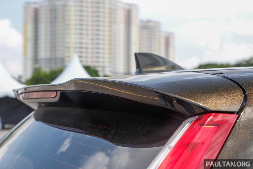 Honda CR-V 2017 – bagaimana ciri keselamatan Honda Sensing berfungsi dan dapat membantu pemanduan Image #673212