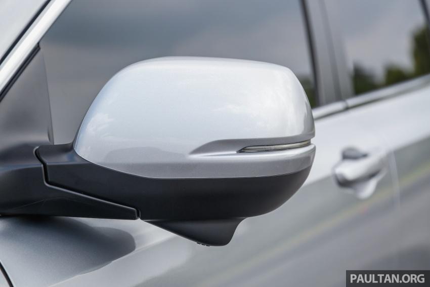 Honda CR-V 2017 – bagaimana ciri keselamatan Honda Sensing berfungsi dan dapat membantu pemanduan Image #673257