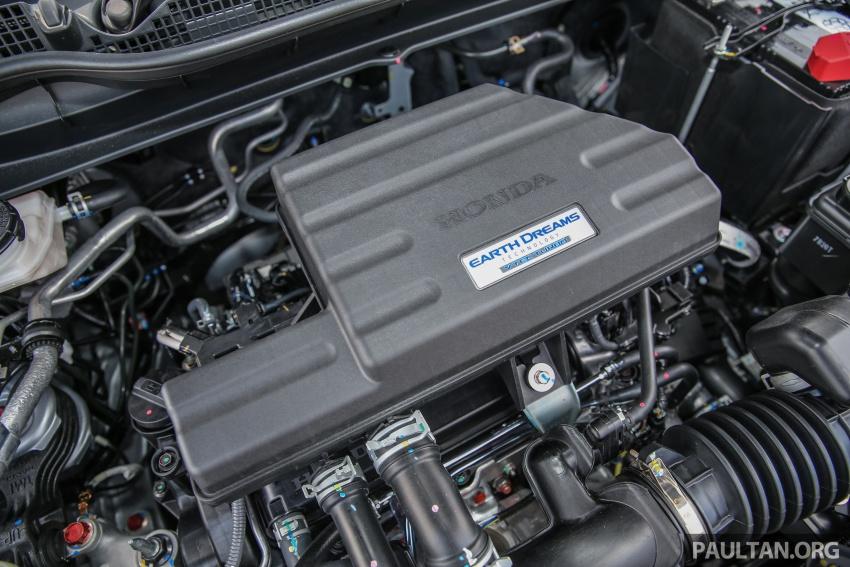 Honda CR-V 2017 – bagaimana ciri keselamatan Honda Sensing berfungsi dan dapat membantu pemanduan Image #673264