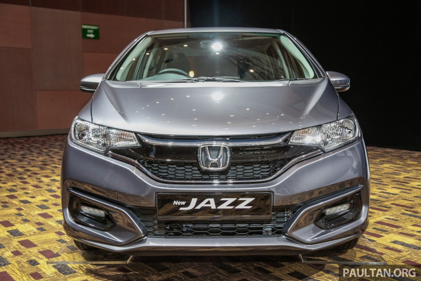 2017 Honda Jazz facelift launched in Malaysia – 1.5L and Sport Hybrid i-DCD variants, from RM74,800 Image #669365