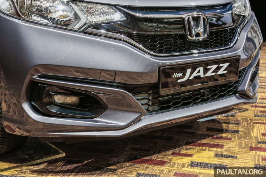 2017 Honda Jazz facelift launched in Malaysia – 1.5L and Sport Hybrid i-DCD variants, from RM74,800 Image #669371