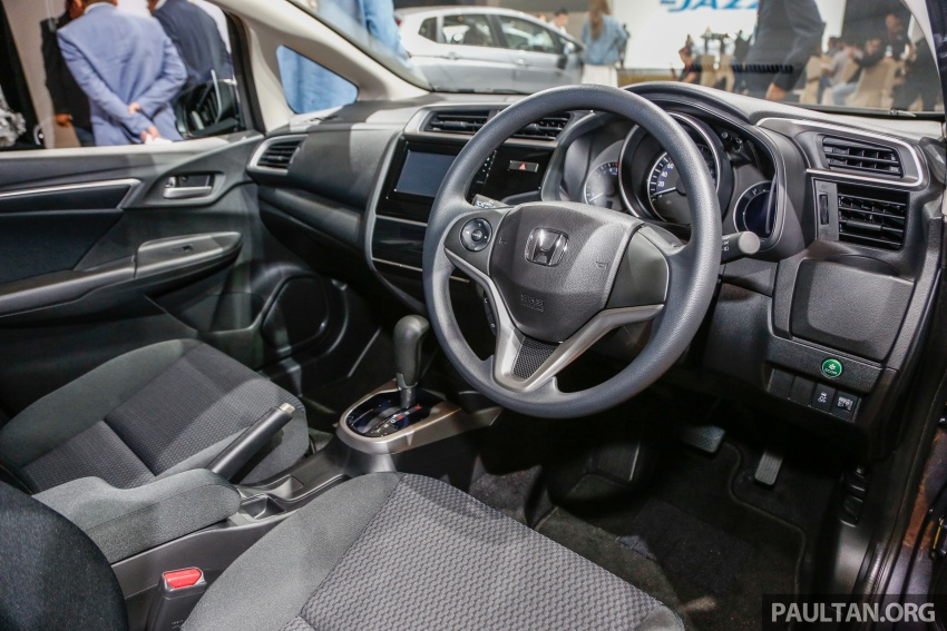 2017 Honda Jazz facelift launched in Malaysia – 1.5L and Sport Hybrid i-DCD variants, from RM74,800 Image #669379