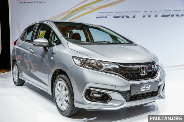 Honda Malaysia Records 1200 Bookings For City Hybrid And Jazz