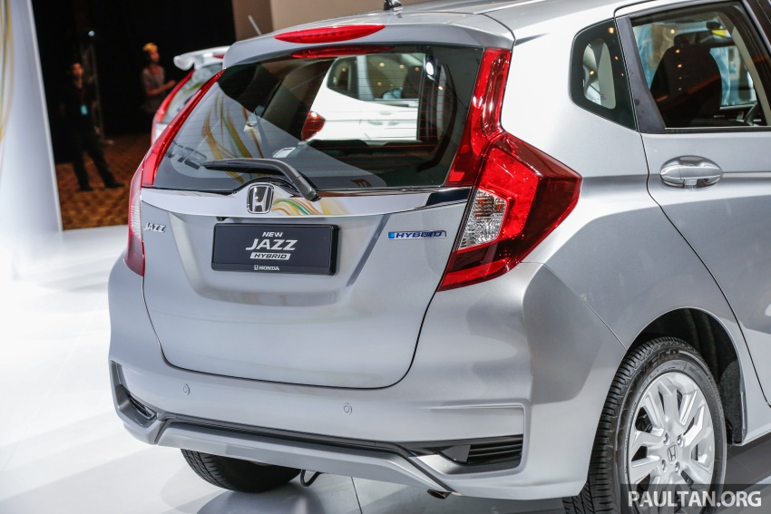 2017 Honda Jazz facelift launched in Malaysia – 1.5L and Sport Hybrid i-DCD variants, from RM74,800 Image #669408