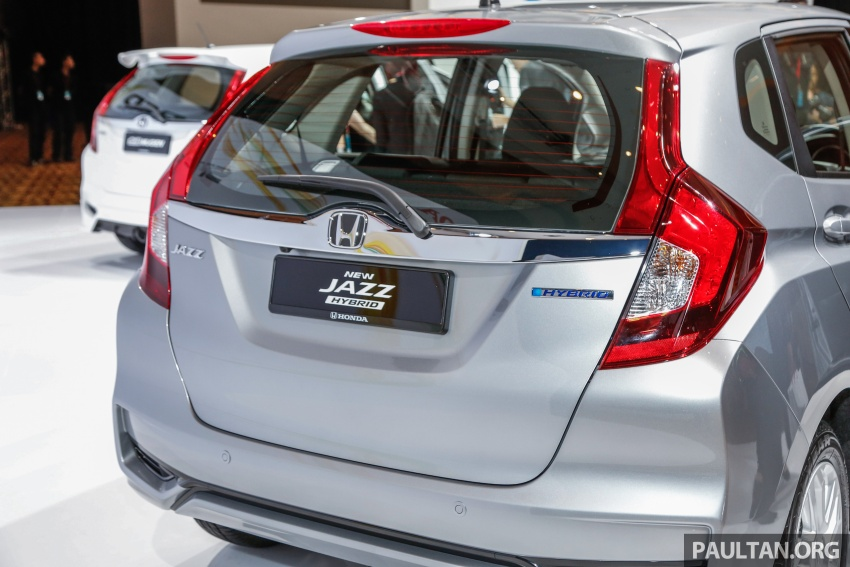 2017 Honda Jazz facelift launched in Malaysia – 1.5L and Sport Hybrid i-DCD variants, from RM74,800 Image #669409
