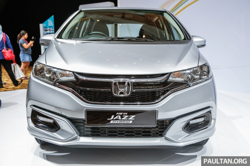 2017 Honda Jazz facelift launched in Malaysia – 1.5L and Sport Hybrid i-DCD variants, from RM74,800 Image #669396