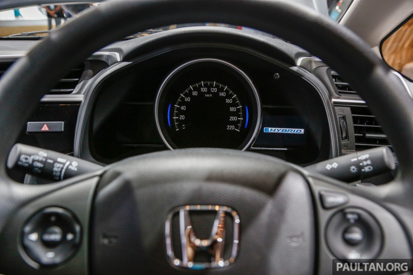 2017 Honda Jazz facelift launched in Malaysia – 1.5L and Sport Hybrid i-DCD variants, from RM74,800 Image #669425