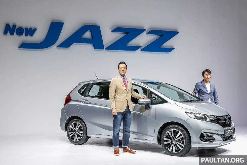 2017 Honda Jazz facelift launched in Malaysia – 1.5L and Sport Hybrid i-DCD variants, from RM74,800 Image #669447