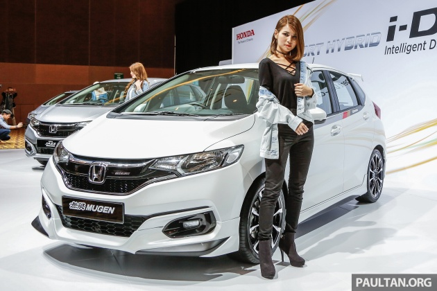 2017 Honda Jazz Facelift Launched In Malaysia 1 5l And Sport