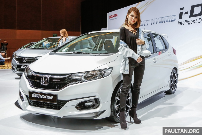 2017 Honda Jazz facelift launched in Malaysia – 1.5L and Sport Hybrid i-DCD variants, from RM74,800 Image #669287
