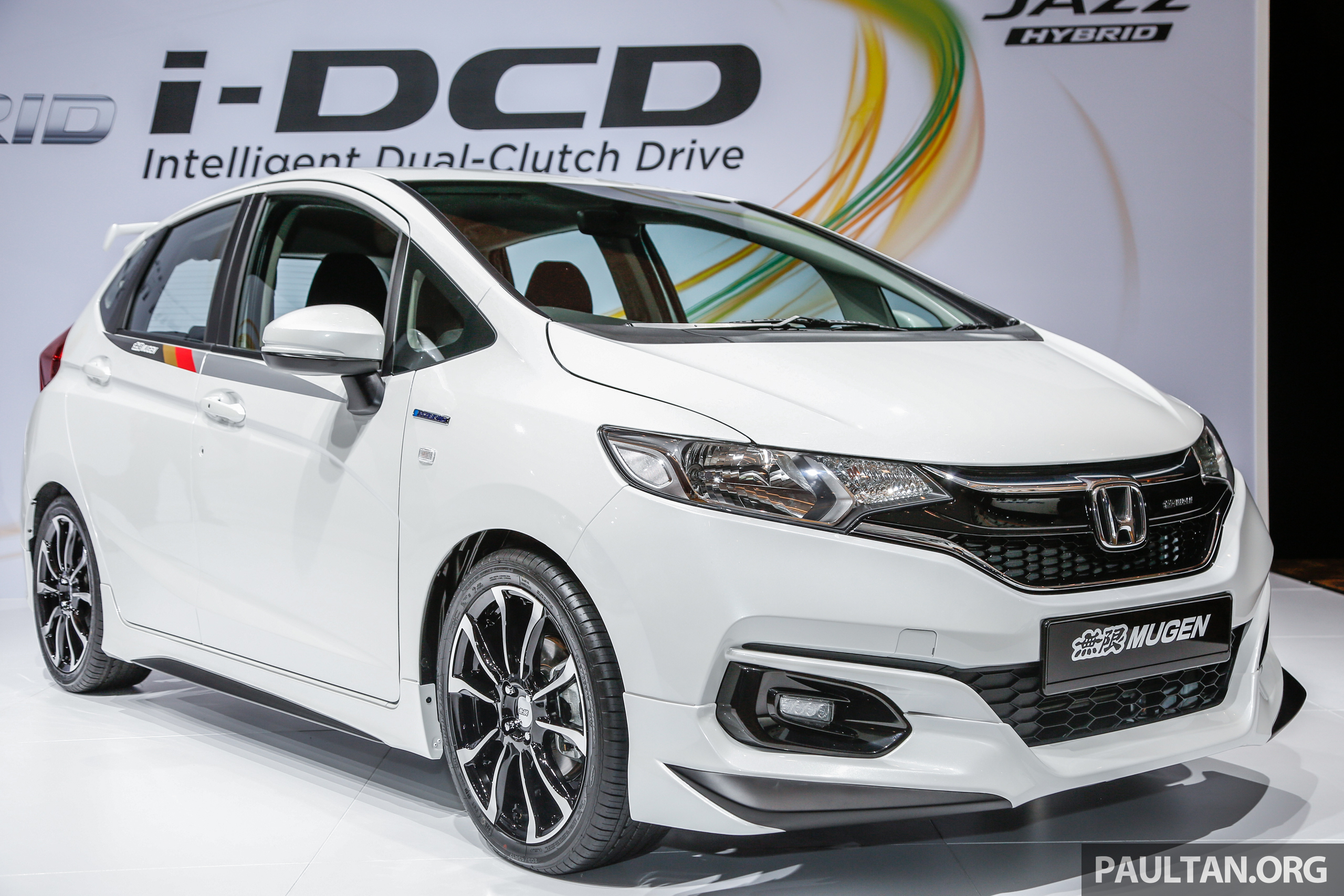 2017 honda jazz facelift mugen prototype with bodykit accessories makes debut in malaysia. Black Bedroom Furniture Sets. Home Design Ideas