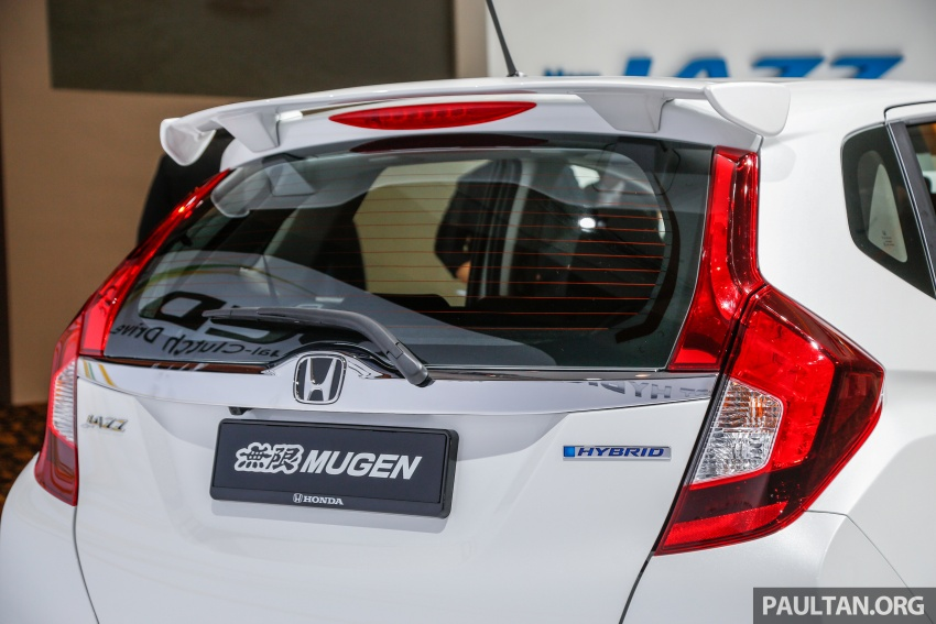 2017 Honda Jazz facelift launched in Malaysia – 1.5L and Sport Hybrid i-DCD variants, from RM74,800 Image #669496