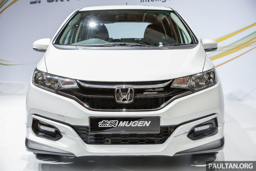 2017 Honda Jazz facelift launched in Malaysia – 1.5L and Sport Hybrid i-DCD variants, from RM74,800 Image #669477