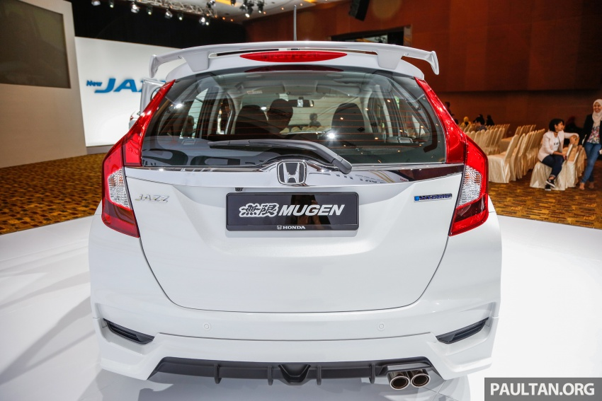 2017 Honda Jazz facelift launched in Malaysia – 1.5L and Sport Hybrid i-DCD variants, from RM74,800 Image #669478