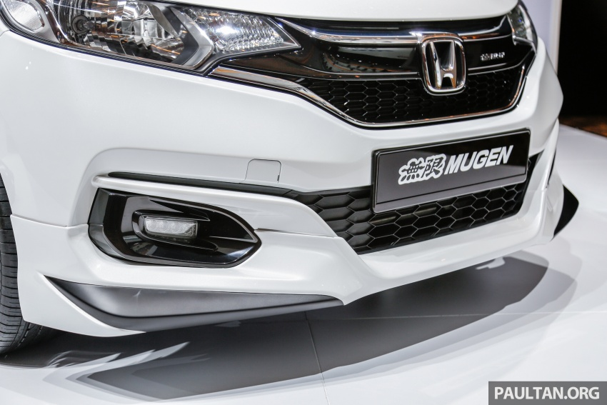 2017 Honda Jazz facelift launched in Malaysia – 1.5L and Sport Hybrid i-DCD variants, from RM74,800 Image #669482