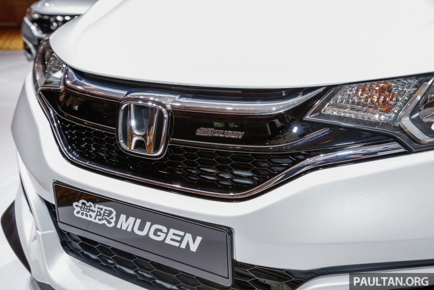 2017 Honda Jazz facelift launched in Malaysia – 1.5L and Sport Hybrid i-DCD variants, from RM74,800 Image #669484