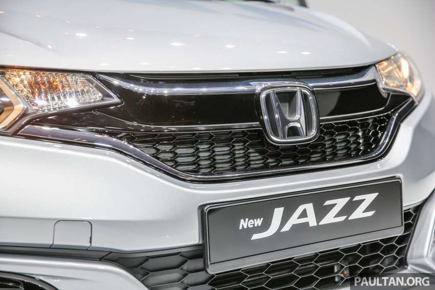 2017 Honda Jazz facelift launched in Malaysia – 1.5L and Sport Hybrid i-DCD variants, from RM74,800 Image #669540