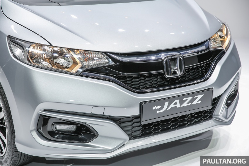 2017 Honda Jazz facelift launched in Malaysia – 1.5L and Sport Hybrid i-DCD variants, from RM74,800 Image #669534