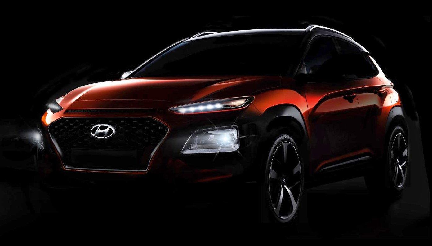 Hyundai Kona Suv Segmen B Baharu Didedahkan Paul Tan