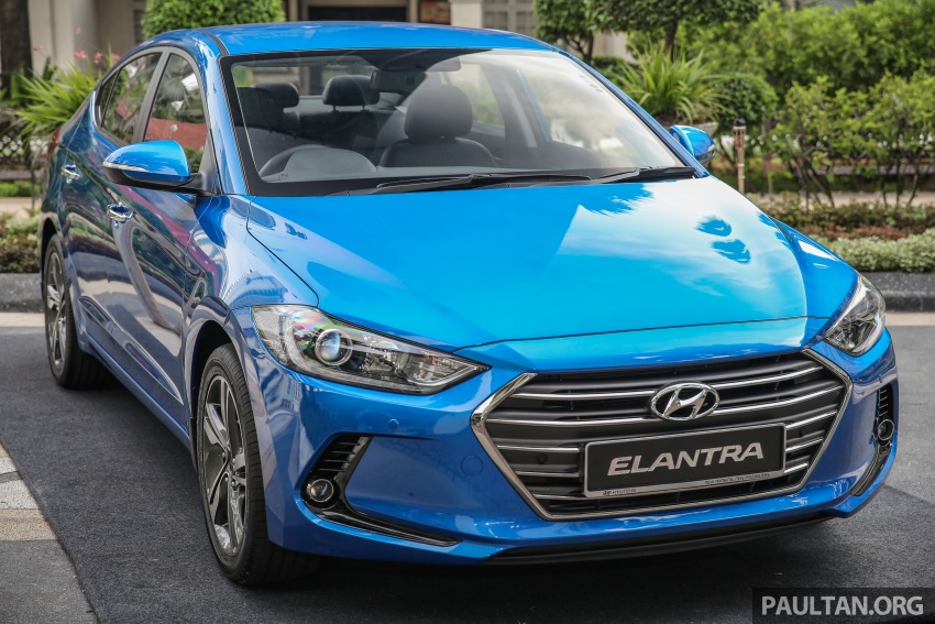 GALLERY: Hyundai Elantra 2.0 Executive, RM116,388 Image #675172