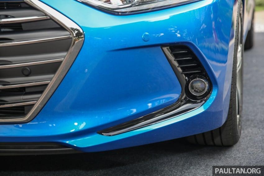 GALLERY: Hyundai Elantra 2.0 Executive, RM116,388 Image #675182
