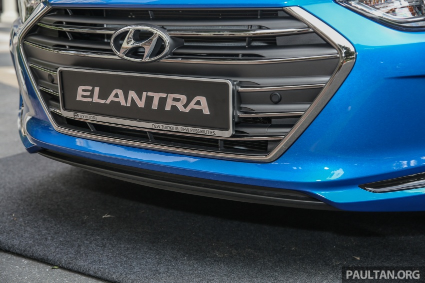 GALLERY: Hyundai Elantra 2.0 Executive, RM116,388 Image #675184