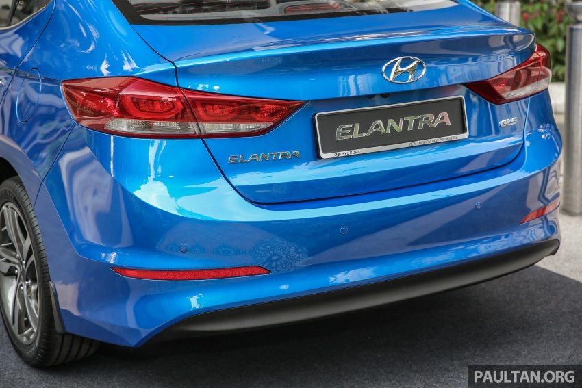 GALLERY: Hyundai Elantra 2.0 Executive, RM116,388 Image #675189