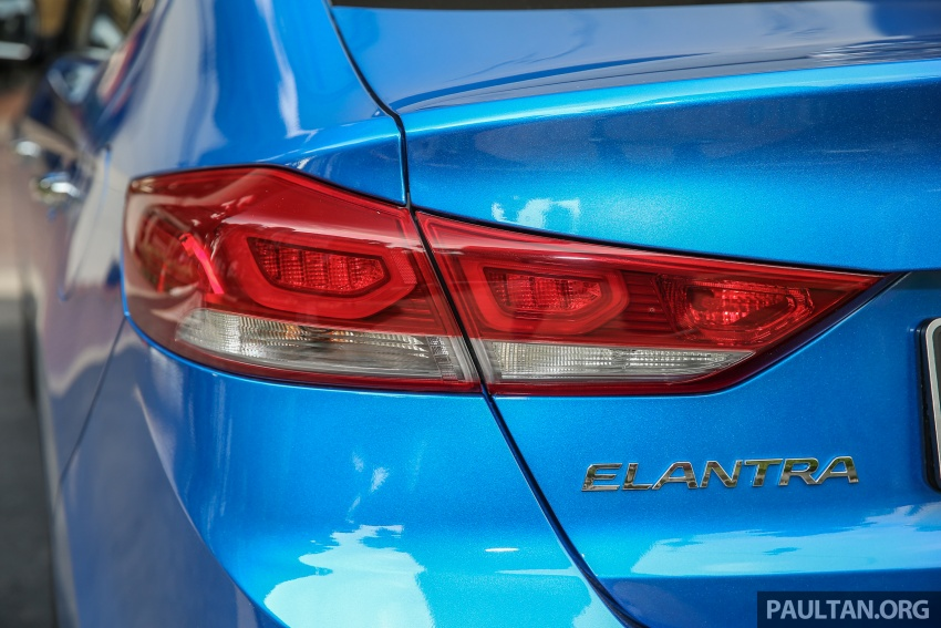 GALLERY: Hyundai Elantra 2.0 Executive, RM116,388 Image #675190