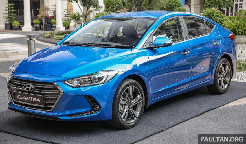 GALLERY: Hyundai Elantra 2.0 Executive, RM116,388 Image #675173