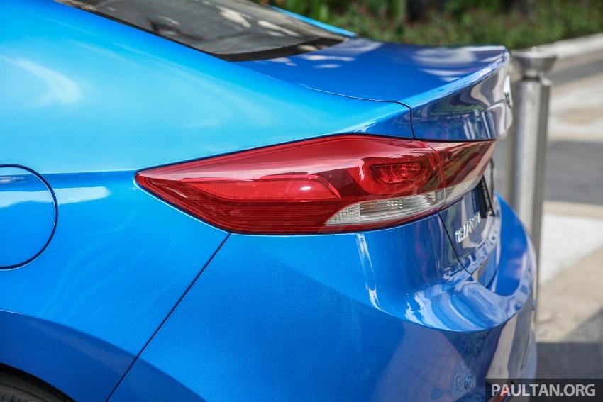 GALLERY: Hyundai Elantra 2.0 Executive, RM116,388 Image #675191