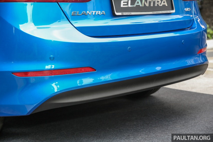 GALLERY: Hyundai Elantra 2.0 Executive, RM116,388 Image #675192
