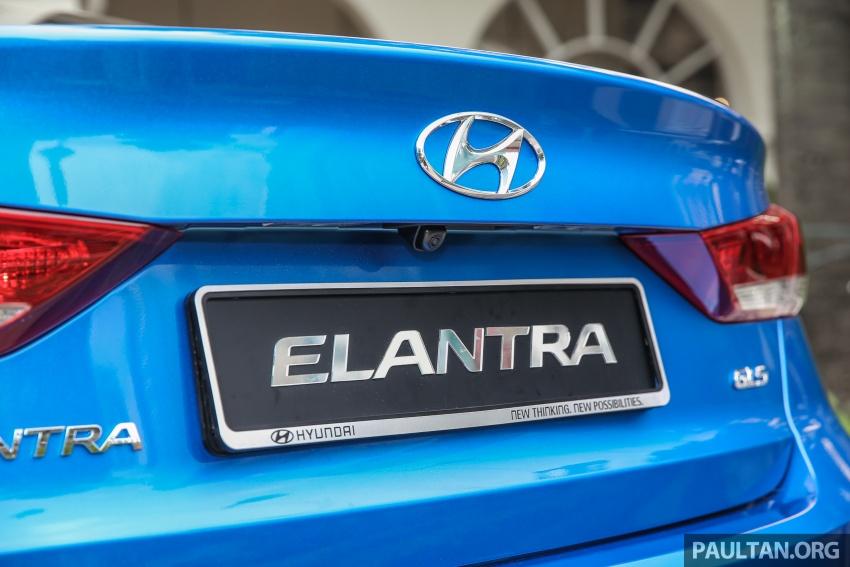 GALLERY: Hyundai Elantra 2.0 Executive, RM116,388 Image #675193