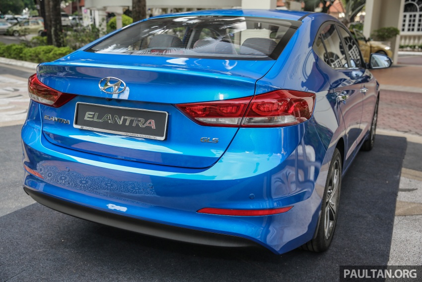 GALLERY: Hyundai Elantra 2.0 Executive, RM116,388 Image #675174