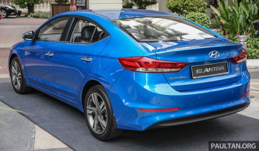 GALLERY: Hyundai Elantra 2.0 Executive, RM116,388 Image #675175