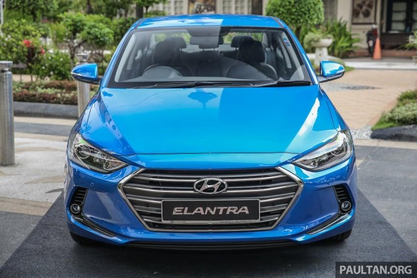 GALLERY: Hyundai Elantra 2.0 Executive, RM116,388 Image #675176