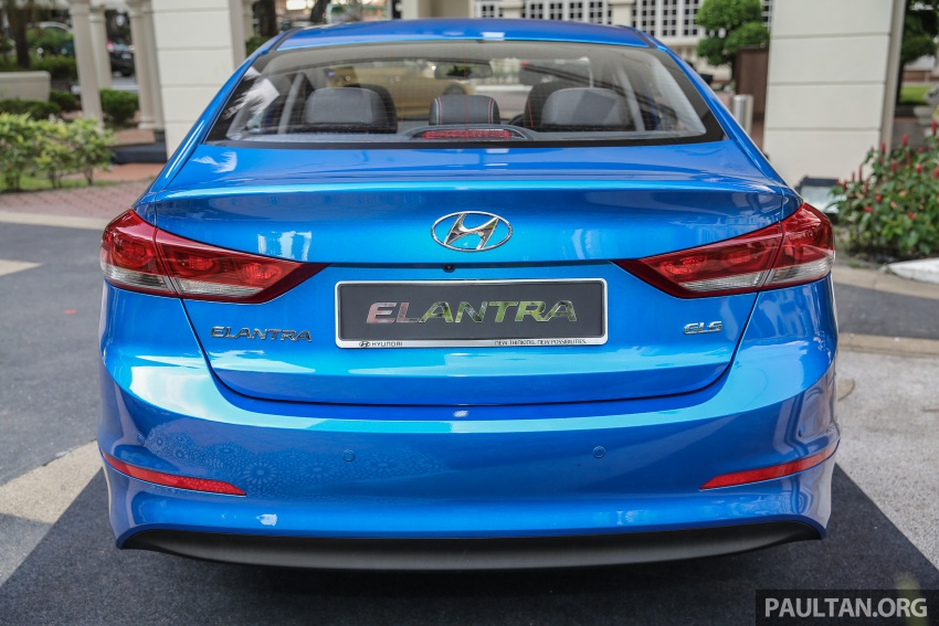 GALLERY: Hyundai Elantra 2.0 Executive, RM116,388 Image #675177