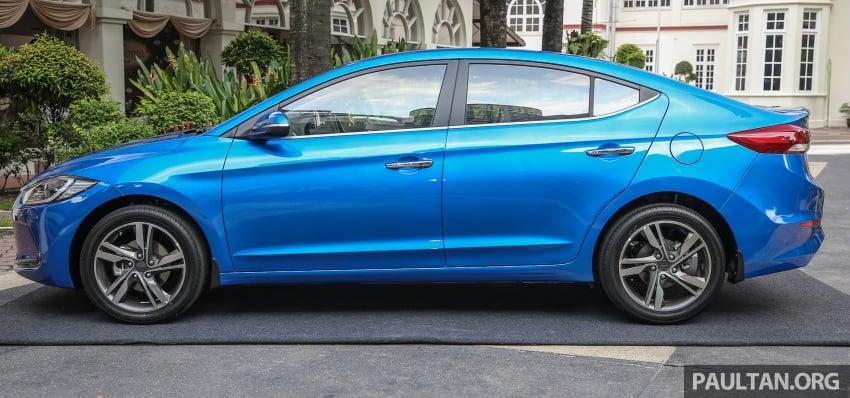 GALLERY: Hyundai Elantra 2.0 Executive, RM116,388 Image #675178
