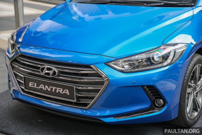 GALLERY: Hyundai Elantra 2.0 Executive, RM116,388 Image #675179