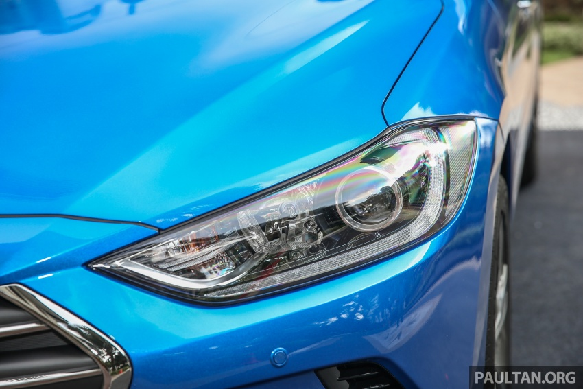 GALLERY: Hyundai Elantra 2.0 Executive, RM116,388 Image #675180