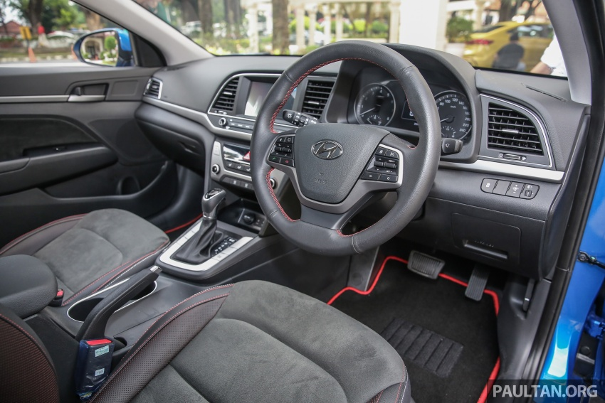 GALLERY: Hyundai Elantra 2.0 Executive, RM116,388 Image #675196